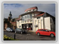 The Wee Picture House, Campbeltown, Kintyre - the oldest continually run cinema in Scotland
